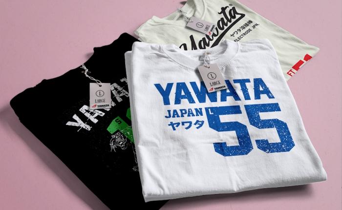 YAWATA L-55 Tee (W)